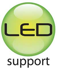 LED Support